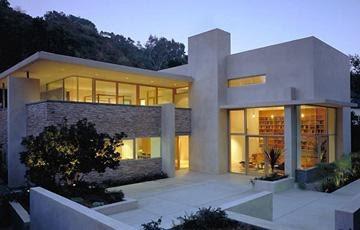 Mmm minimalismo el minimalismo en la arquitectura e for Viviendas estilo minimalista