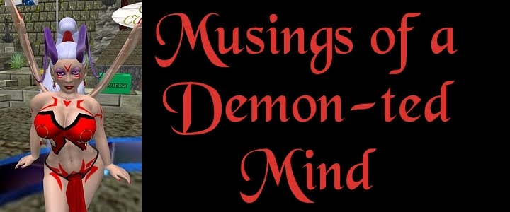 Musings of a Demon-ted Mind