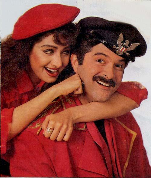 Image result for sridevi anil kapoor movies