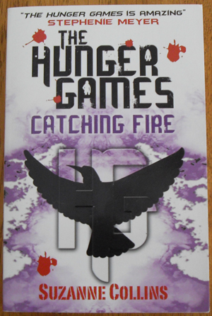 the hunger games book 2