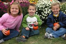 Gracie, Jett, & Grant