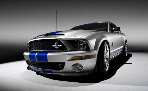 Ford Shelby Mustang GT 500 KR