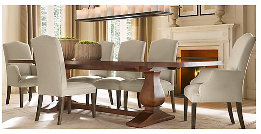 dining table restoration hardware camden dining table