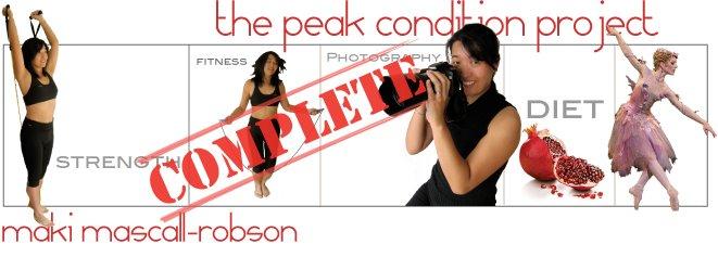 The Peak Condition Project - Maki