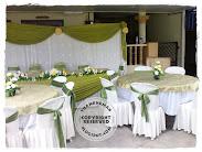 Pakej Meja Pengantin - dibuka untuk tempahan/sewa