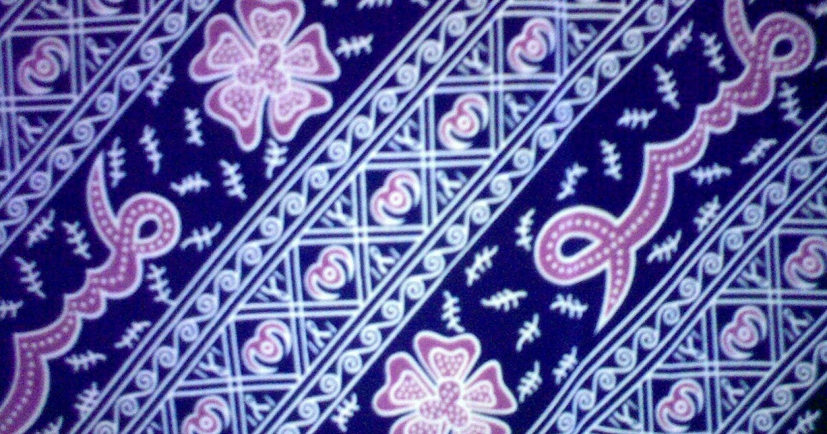 ceritanya mila: Kain Besurek, batik khas Bengkulu