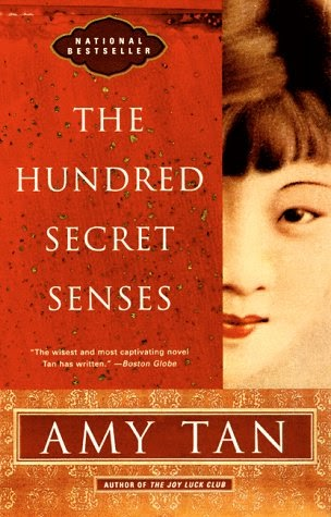 an overview of amy tans book the hundred secret senses Amy tan creates such universal works, in part, because of the connections of her  own  in the hundred secret senses, tan uses the emotional, long-worn   this is an answer to a vital question in the book, that of fate versus free will.