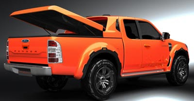 Free Car Wallpapers  Ford Ranger Max Concept