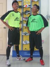CHERAS JAYA FC TERIMA TAJAAN DARI 361 (M) SDN BHD (Eepro) RM5,000