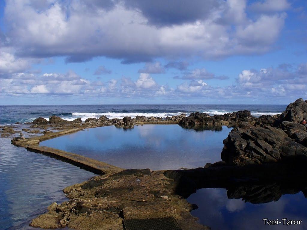 El reflejo de mi mirada piscina natural for Piscina natural gran canaria