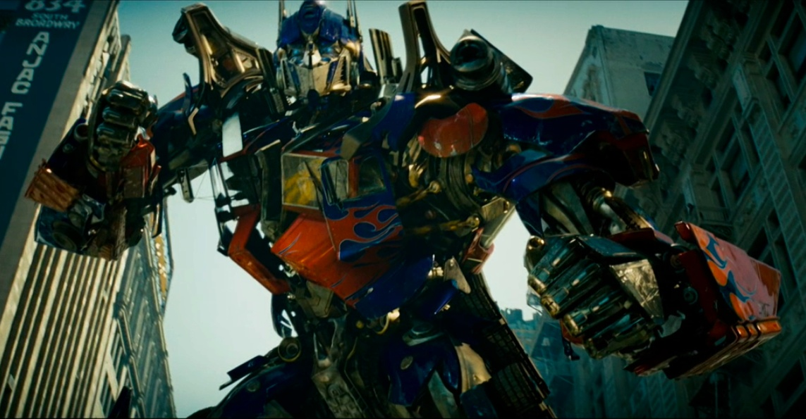 2007 transformers movie review
