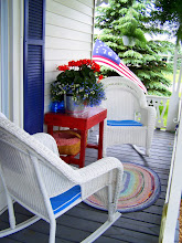 Our porch featured on &quot;FRONT PORCH IDEAS &amp; MORE&quot;