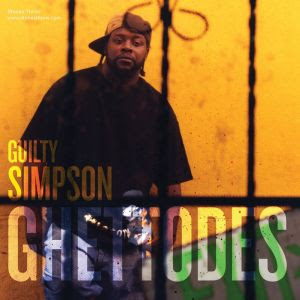 (Hip-Hop/Rap) Guilty Simpson - Ghettodes - 2008, MP3 (tracks), 320 kbps