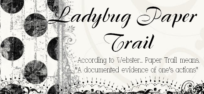 Ladybug Paper Trail
