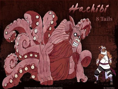 "Naruto Shippuden 143 English Sub: ""Eight-Tails vs. Sasuke"""