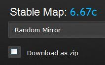 DotA Stable Map 6.67c