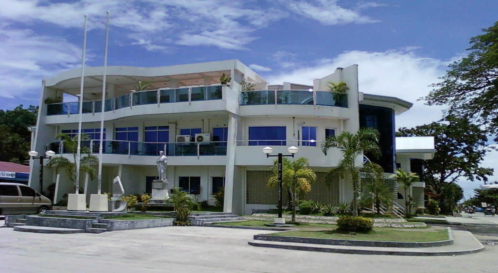 Hilongos Philippines  city images : Municipal Hall of Hilongos Leyte
