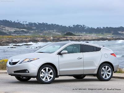 اكورا زد دى اكس 2011 Acura ZSX 2011 السيارة اكورا زد دى اكس | اوتامتيك كارز