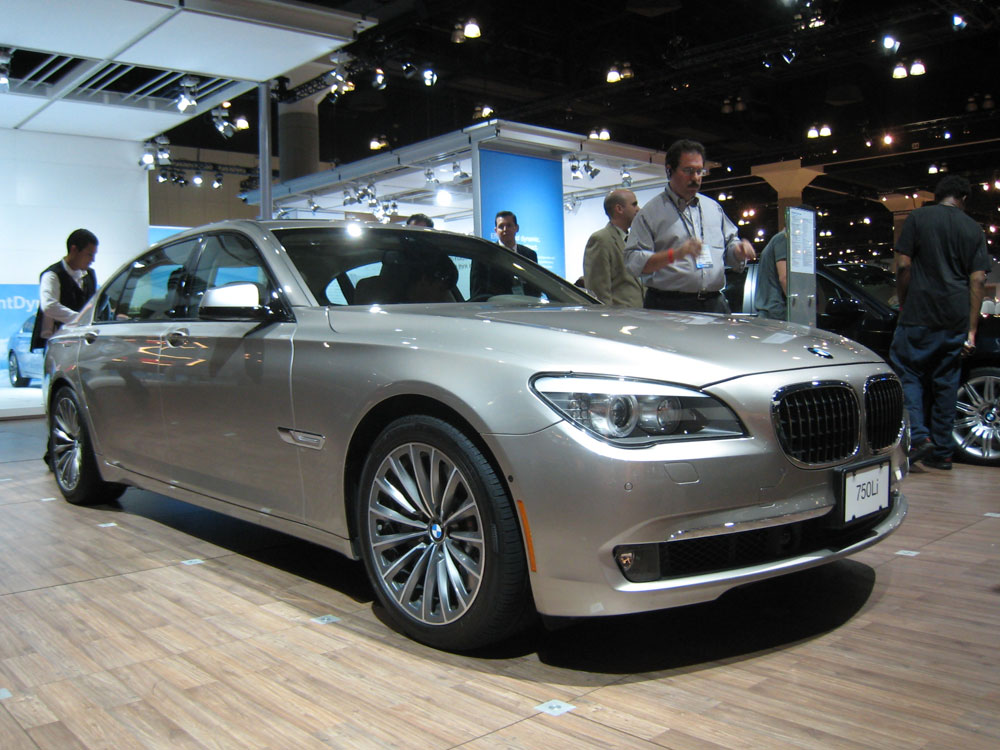 2009 bmw 750 li review submited images