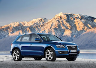 Audi Q5 US Version