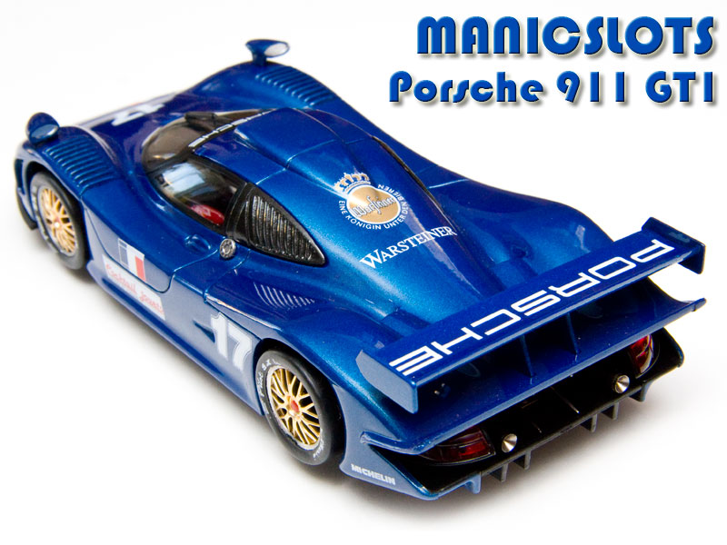 manicslots 39 slot cars and scenery gallery porsche 911 gt1. Black Bedroom Furniture Sets. Home Design Ideas