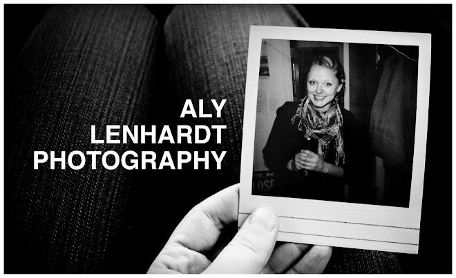 Aly Lenhardt's Blog