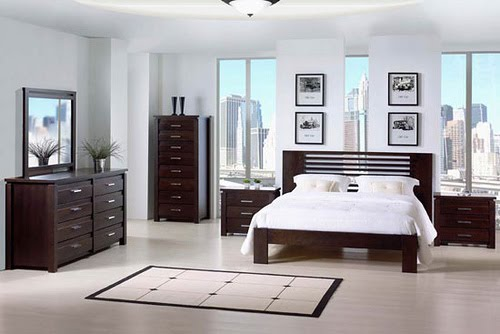 Attractive Modern House Furniture Design