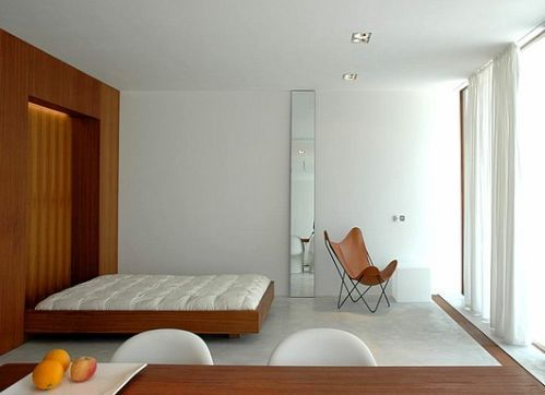 Home interior design and decorating ideas minimalist home for Simple minimalist house