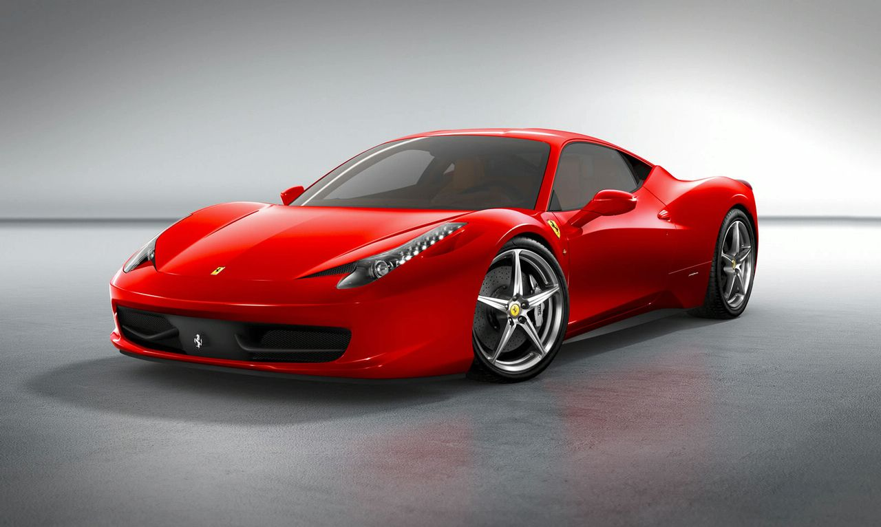 Ferrari Car Wallpapers  Pictures