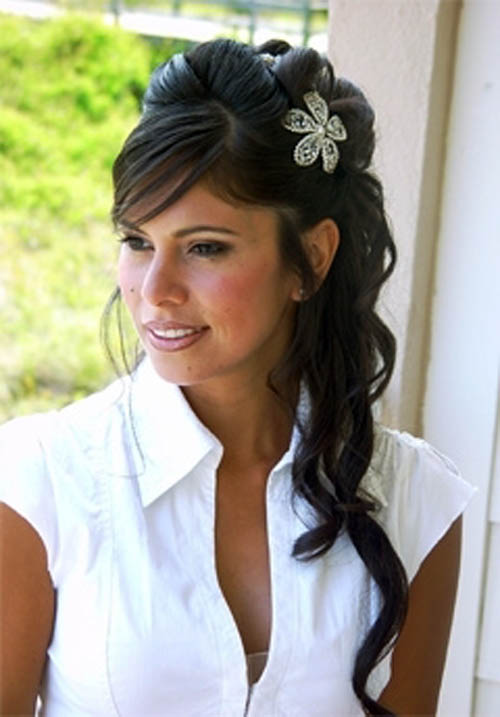 Long Hairstyles for Wedding