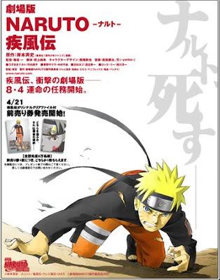 Todas las peliculas de Naruto Shippuden HD