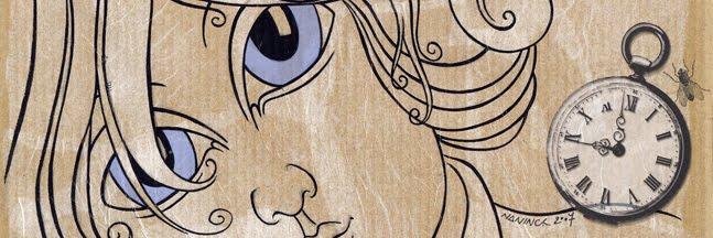 Dans les yeux de Pascaline... se reflète la vie