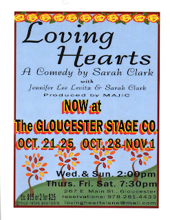 Loving Hearts, a play - Gloucester Stage Company, Gloucester MA