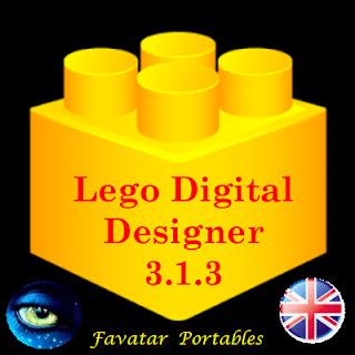 [12-04-10] Lego Digital Designer 3.1.3 [Portable