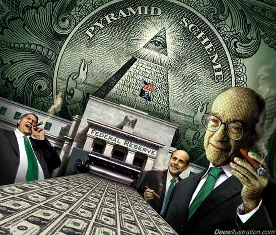 the banksters