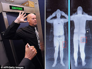 Airport Body Scanners Under Pressure: Experts Now Warn X-ray Devices could give you cancer VDO