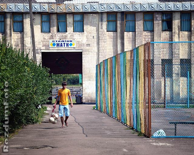 В Житомирі розіграли кубок міста з флаг футболу