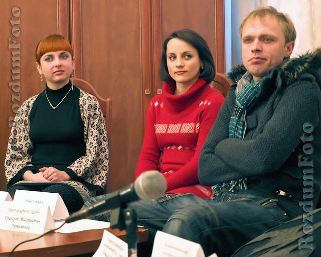 артисты житомирского театра