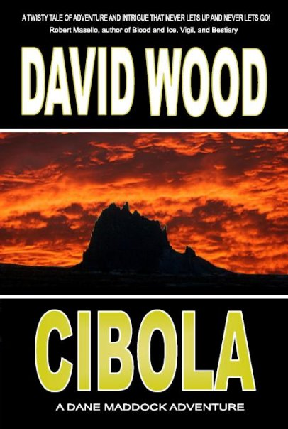 Cibola David Wood