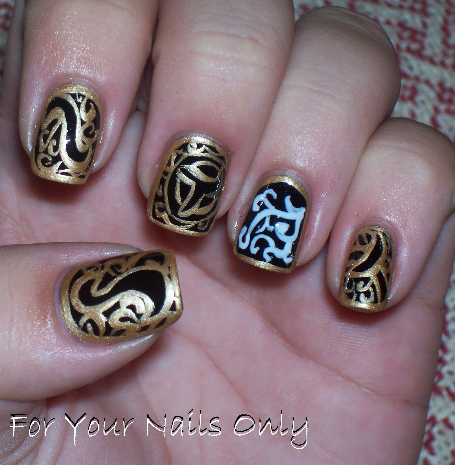 gold | For Your Nails Only | Page 11