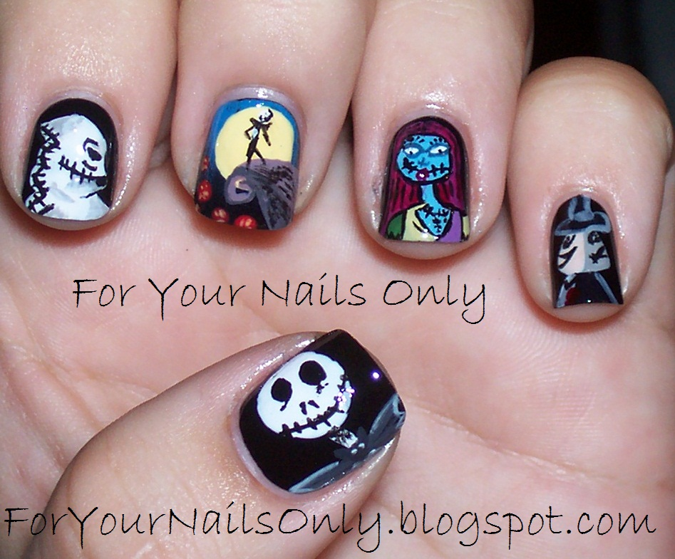 This Is Halloween, This Is Halloween | For Your Nails Only