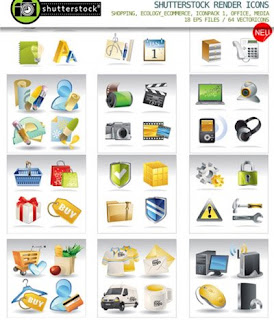 shutterstock-render-icon-pack