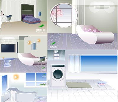 Download Interior vector