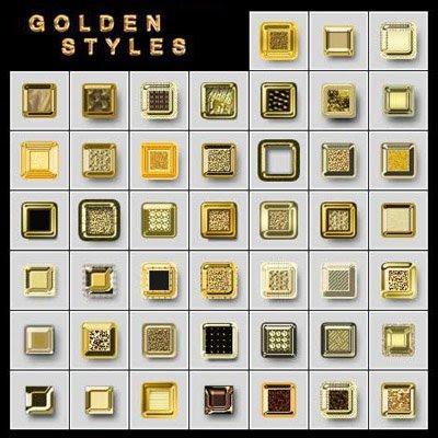 Download Photoshop Golden Styles