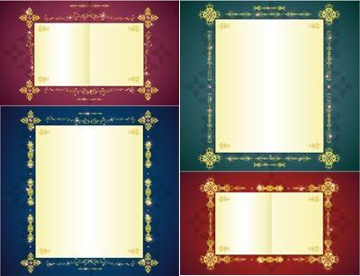 Download Border Vector Frame