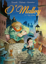o'malley comics part .1