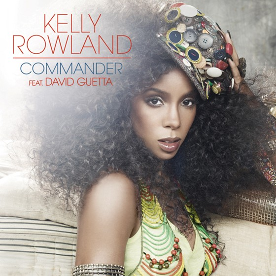 commander kelly rowland album cover. Kelly Rowland #39;Commander#39;