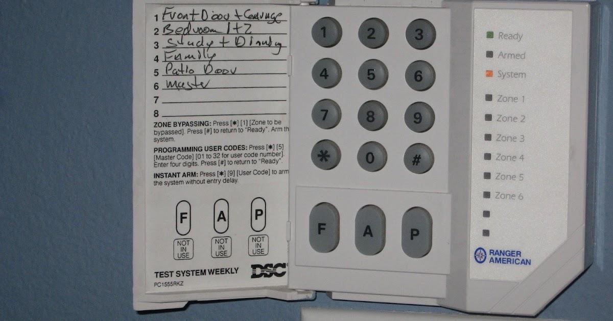 analysis paralysis stop the incessant beeping rh producerjulie blogspot com Ranger American Alarm Beeping Ranger American DSC 1555 Manual