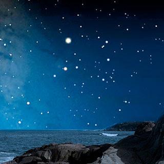 The Earth's Sky: Night Sky  Night