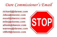 Dare Commissioners&#39; Email